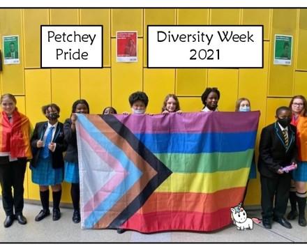 The Petchey Academy Diversity Week