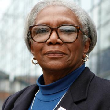 Dr Marie Stewart MBE